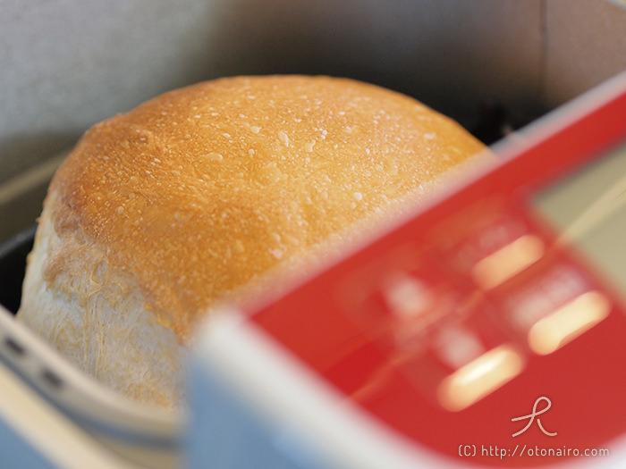 SD-DH1001でパン・ド・ミが焼けました