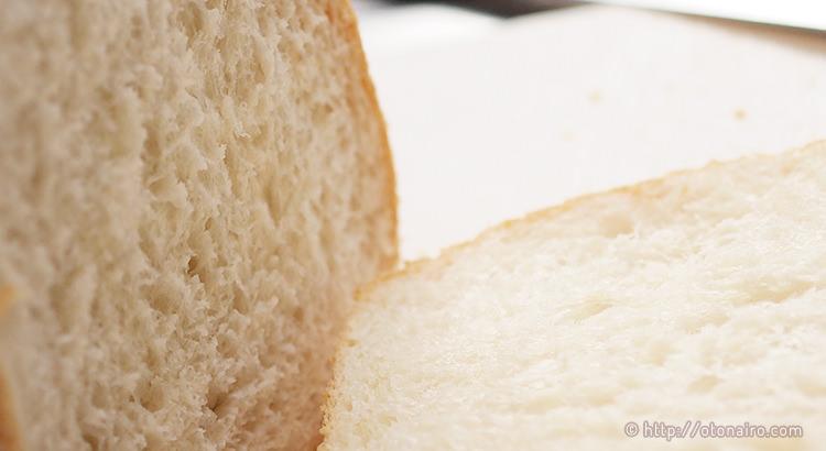 パナソニックのSD-BH1001-Rで焼いた食パン